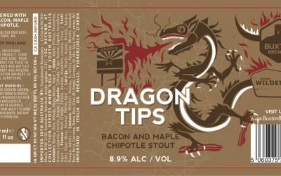 Buxton / Arizona Wilderness Dragon Tips Bacon, Maple and Chipotle Stout