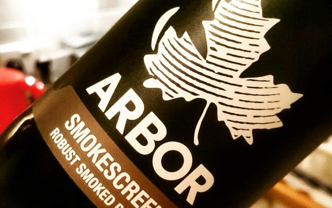 Arbor Smokescreen Robust Smoked Porter