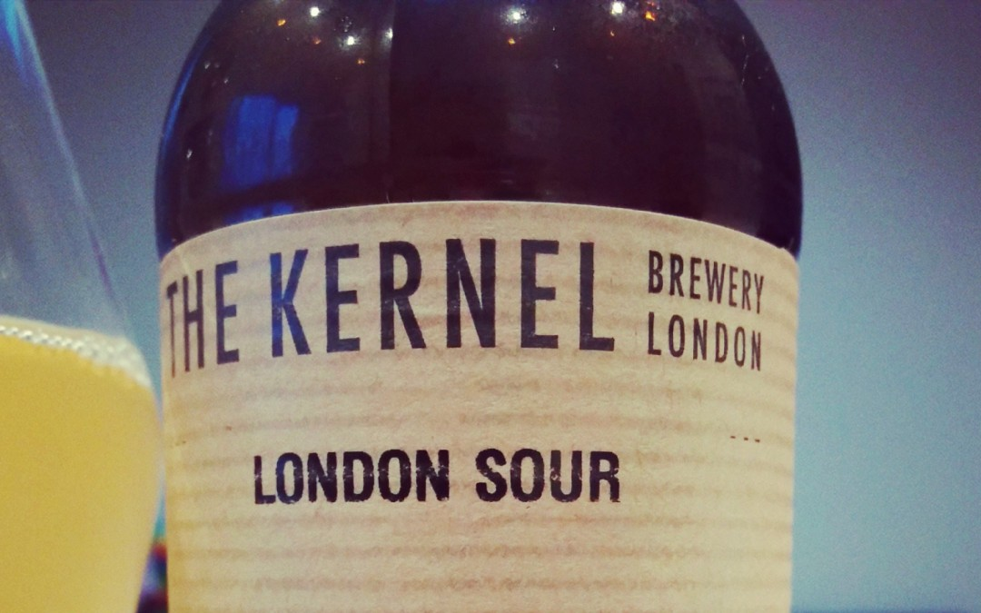 Kernel Brewing's London Sour