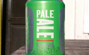 Fourpure Pale Ale Beer Cans