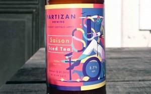 Partizan Iced Tea Craft Beer