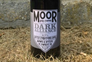 Moor Dark Alliance beer