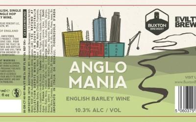 Buxton / Evil Twin Anglomania All English Barley Wine
