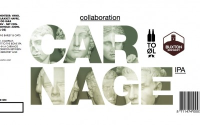 Buxton / T0 Øl Collaboration Carnage 2014 Edition