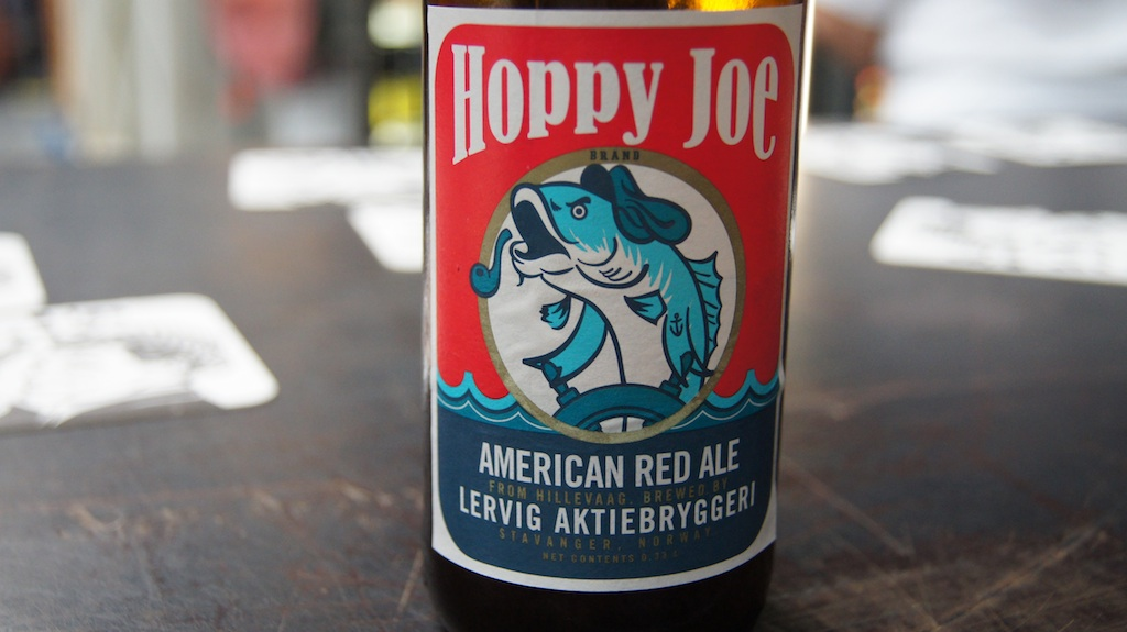 Hoppy Joe Lervig Aktiebryggeri